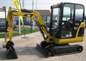 CATERPILLAR CAT 303 CR