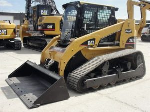 CATETPILLAR CAT 267B