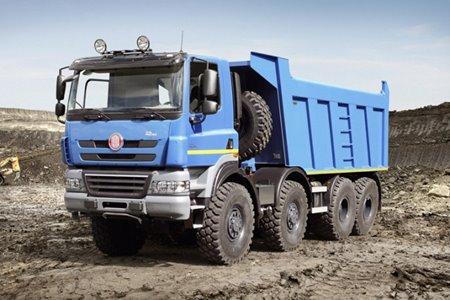 Tatra ( maximalne 15 ton )